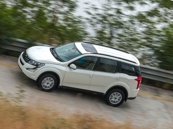 Mahindra XUV500 Automatic First Drive Review
