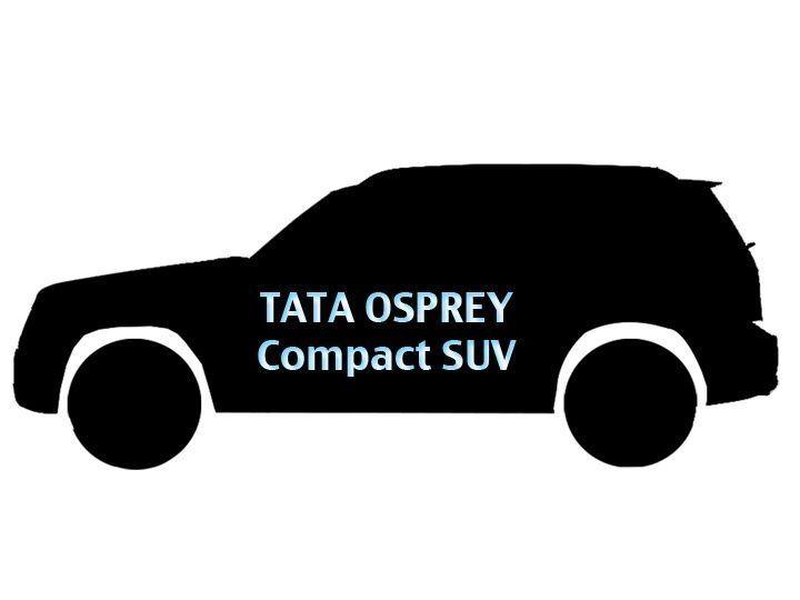 Tata Osprey compact SUV