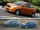 2015 Ford Figo vs Hyundai Grand i10 vs Maruti Suzuki Swift: Spec Comparison