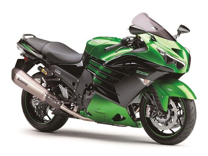 Kawasaki Ninja R Used India