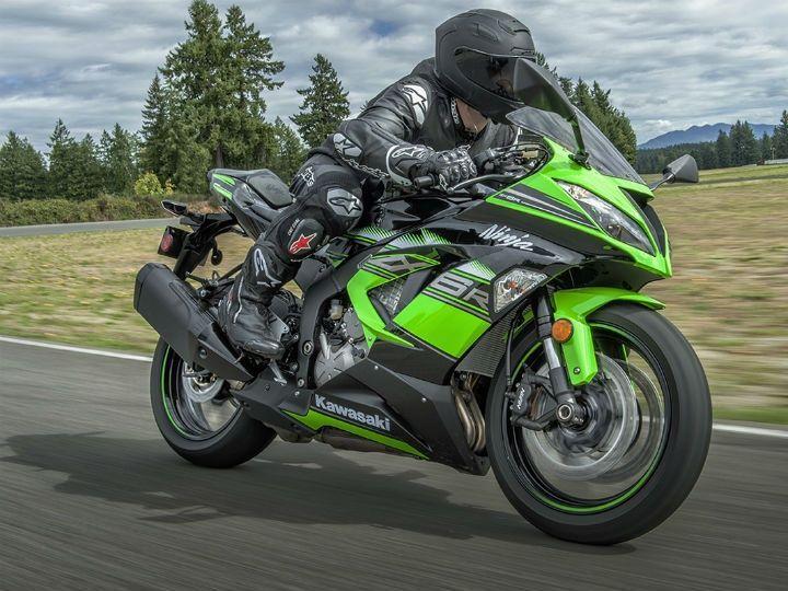 2016 Kawasaki Ninja ZX 6R