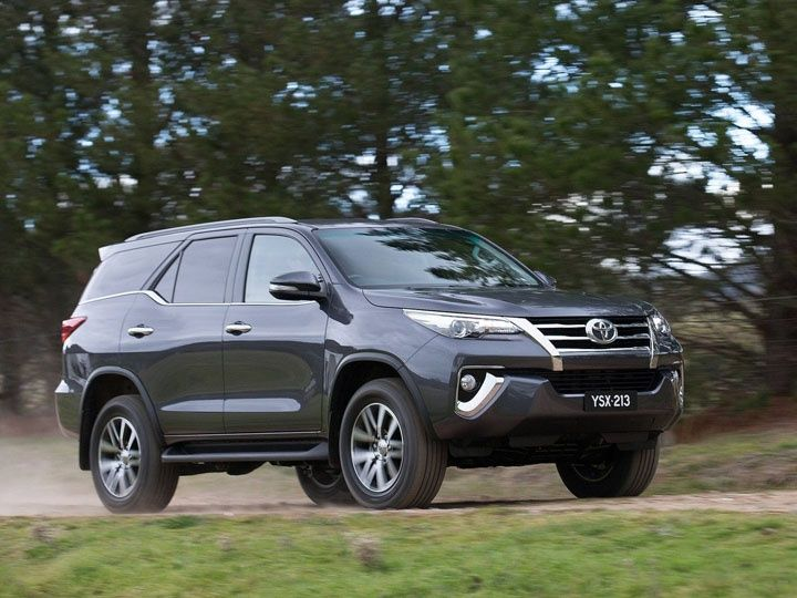Toyota Fortuner Used Car Price In Mumbai