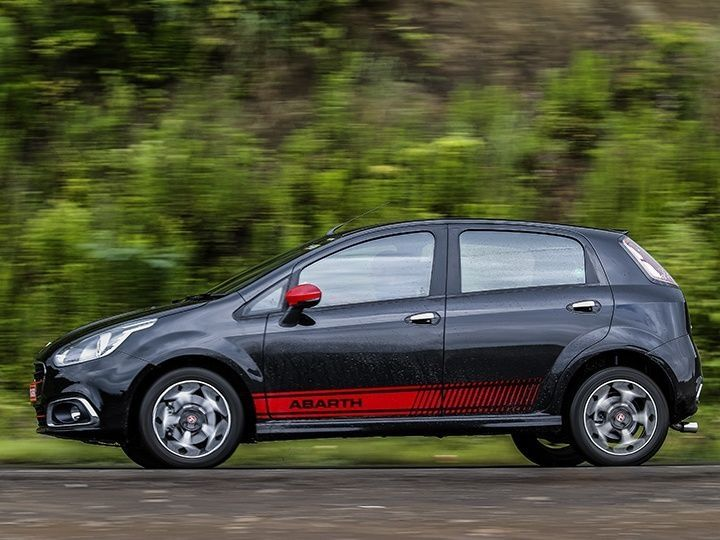 Fiat to launch Abarth Punto on 19 October 2015