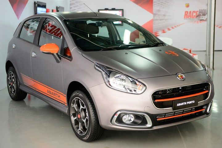Fiat Abarth Punto To Launch On October 19 Zigwheels