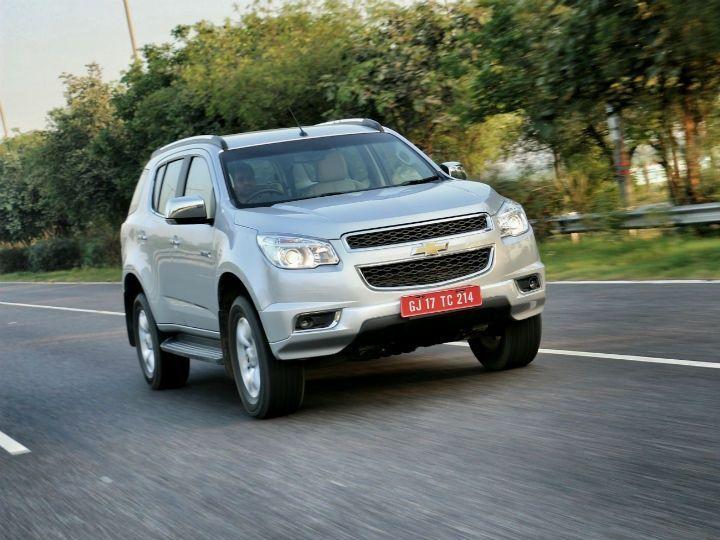 Chevrolet Trailblazer launched