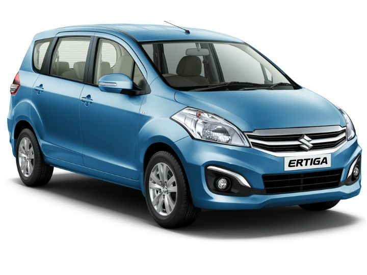 Maruti Suzuki Ertiga facelift launched