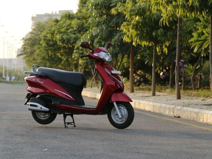 Hero Duet 110cc scooter