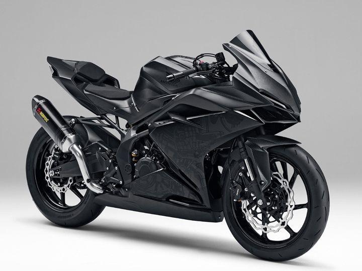 Honda CBR 250RR concept unveiled - ZigWheels