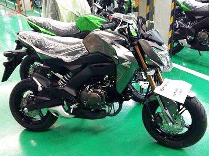 Kawasaki Z125 revealed - ZigWheels