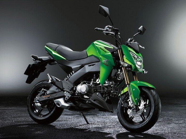 Tokyo 2015: Kawasaki Z125 unveiled - ZigWheels