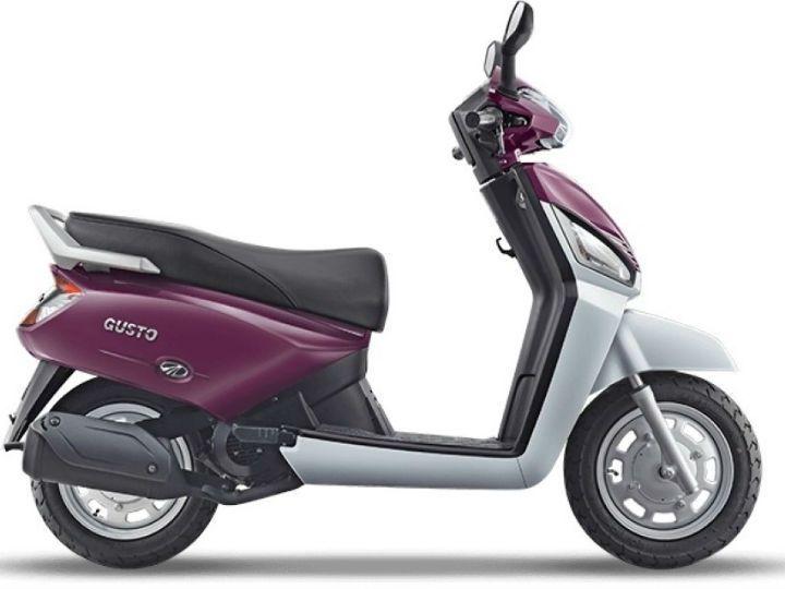 Mahindra Gusto Special Edition