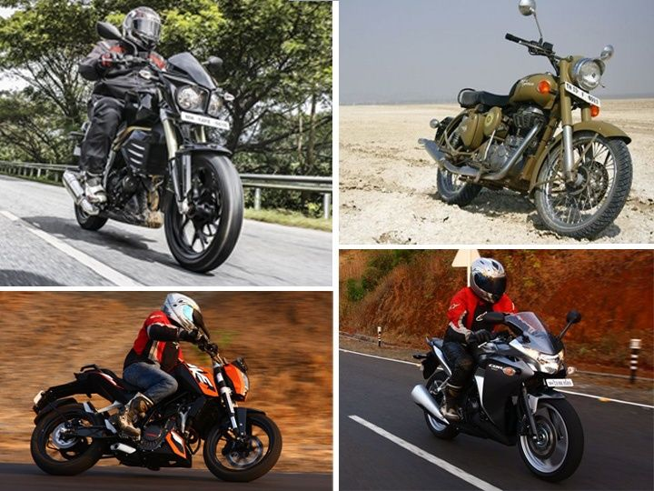 Mahindra Mojo vs 200 Duke vs CBR 250R vs RE Classic 500