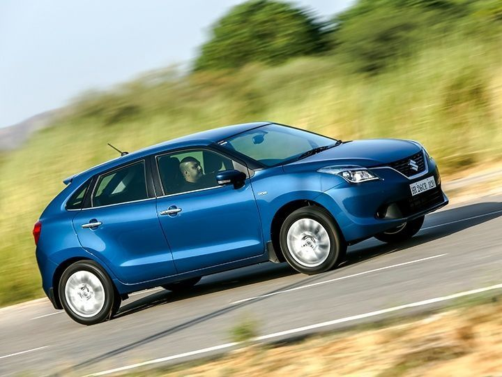 Launch Alert Maruti Baleno Priced At Rs 4 99 Lakh Zigwheels