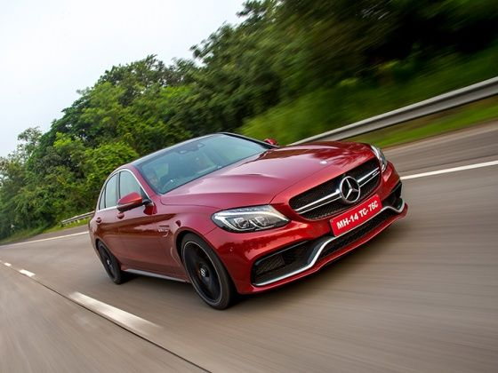 2015 mercedes benz c63 s review zigwheels for All models of mercedes benz cars in india