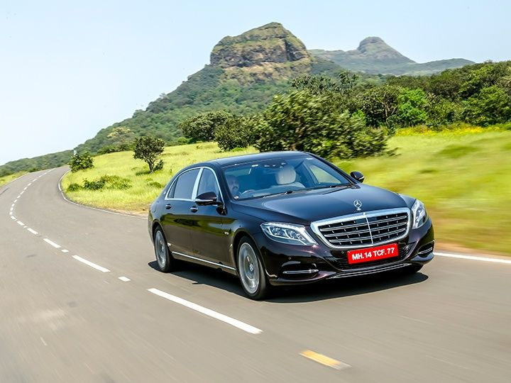 Mercedes maybach s600 india review zigwheels for Used mercedes benz in hyderabad