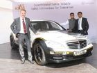 Mercedes-Benz brings road safety awareness to Ahmedabad