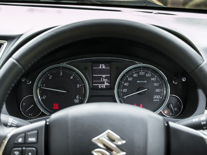 2018 suzuki ciaz. Simple Suzuki Maruti Suzuki Ciaz SHVS Instrumentation To 2018 Suzuki Ciaz L
