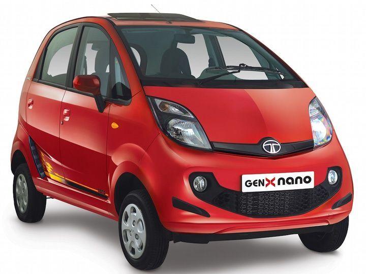 Tata GenX Nano Celebration Edition