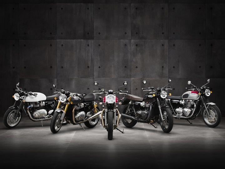 Next Generation 2016 Triumph Bonneville