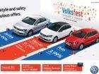 Volkswagen announces Volksfest programme