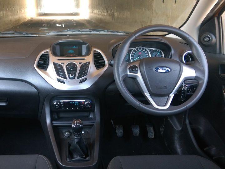 2015 Ford Figo Hatchback INTERIOR PIC