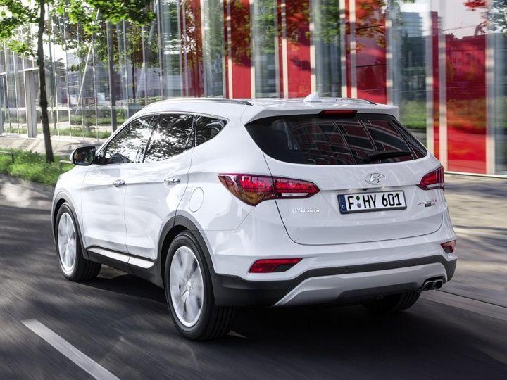 rear view suv trend reviews fe sport santa and motor cars hyundai rating