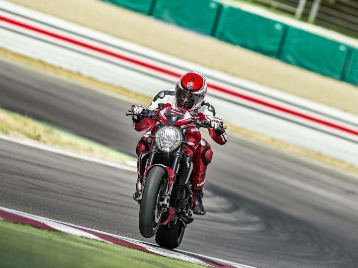 Ducati Monster 1200 R Unveiled At 2015 Frankfurt Motor