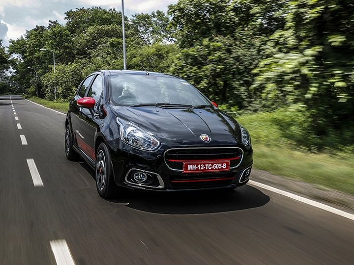 abarth punto evo bookings begin in india zigwheels. Black Bedroom Furniture Sets. Home Design Ideas