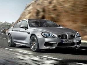 2015 BMW M6 Gran Coupe to be launched on September 30