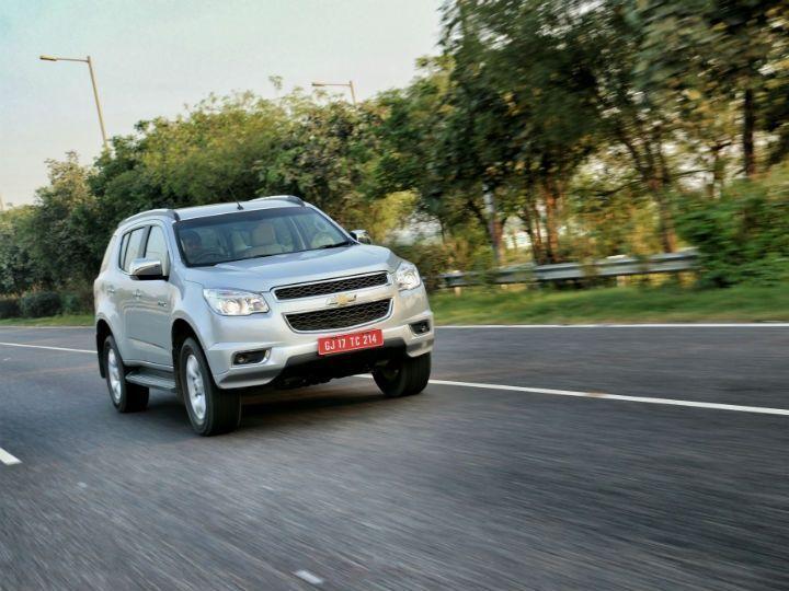Chevrolet Trailblazer : Detailed Review - ZigWheels