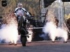 Motorcycle stunt rider Chris Pfeiffer retires