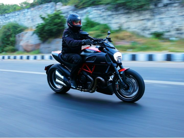 Ducati Diavel Test Ride Review Zigwheels