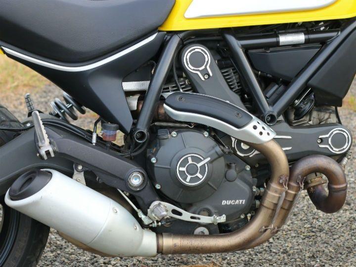Ducati Scrambler Vs Triumph Bonneville T100: Comparison