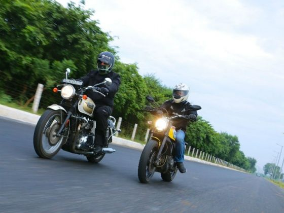 Ducati Scrambler Vs Triumph Bonneville T100: Comparison Review