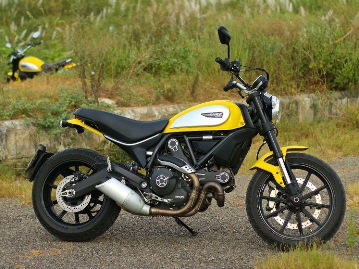 Ducati Scrambler Vs Triumph Bonneville T100 Comparison Review