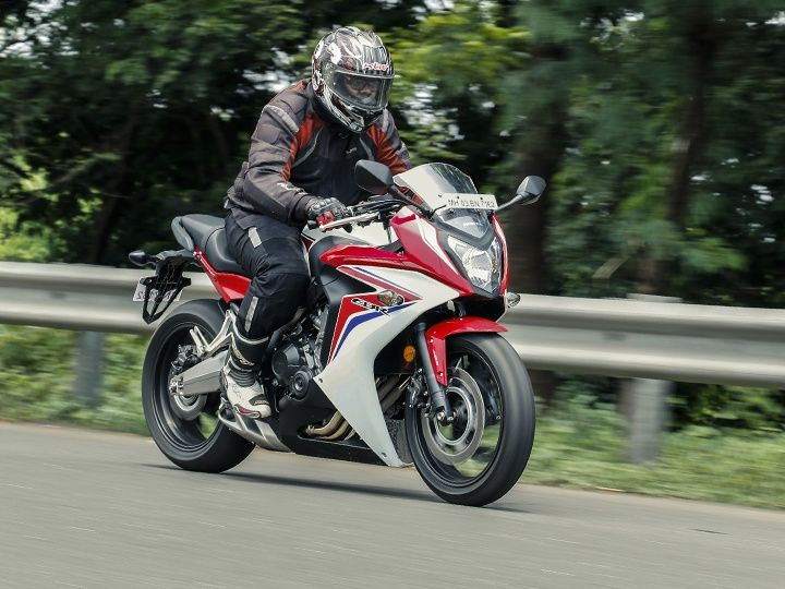 Honda CBR 650F Test Drive Review - ZigWheels