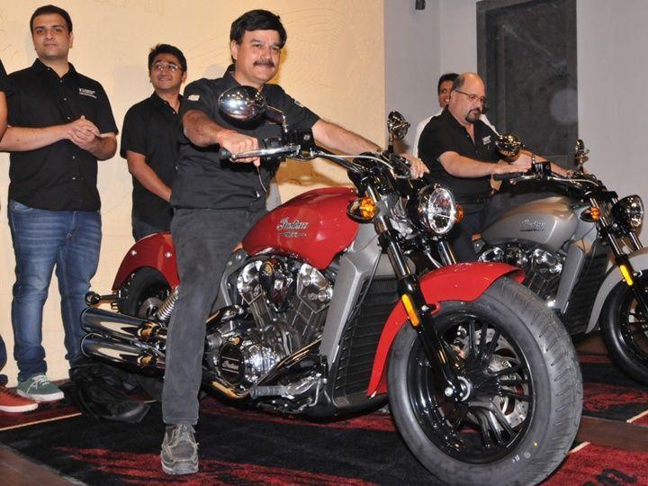 Indian Motorcycle Sets Shop In Hyderabad Zigwheels