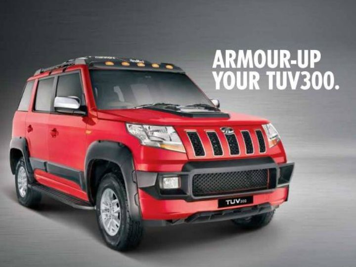 Mahindra Tuv300 Accessories List Announced Zigwheels