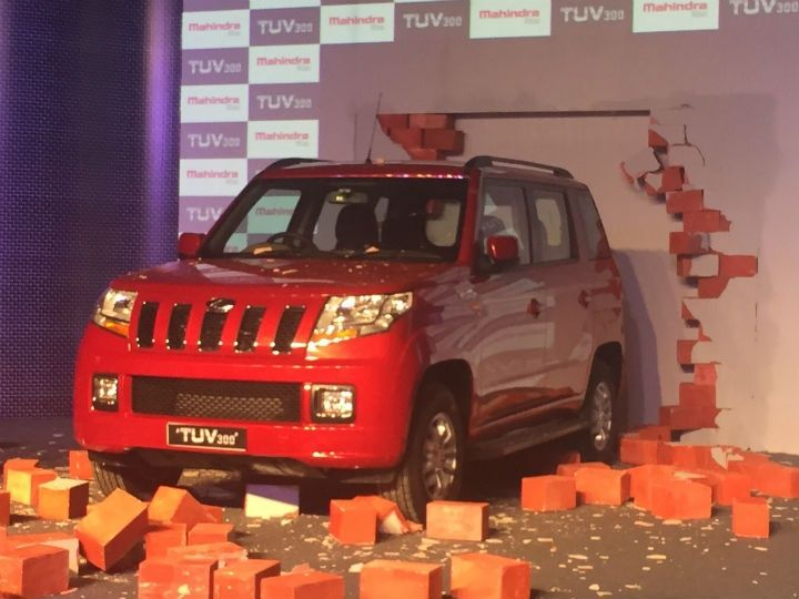 Mahindra Compact Suv Launched In India At Rs Lakh