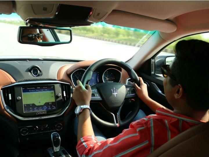 maserati ghibli diesel test drive review - zigwheels