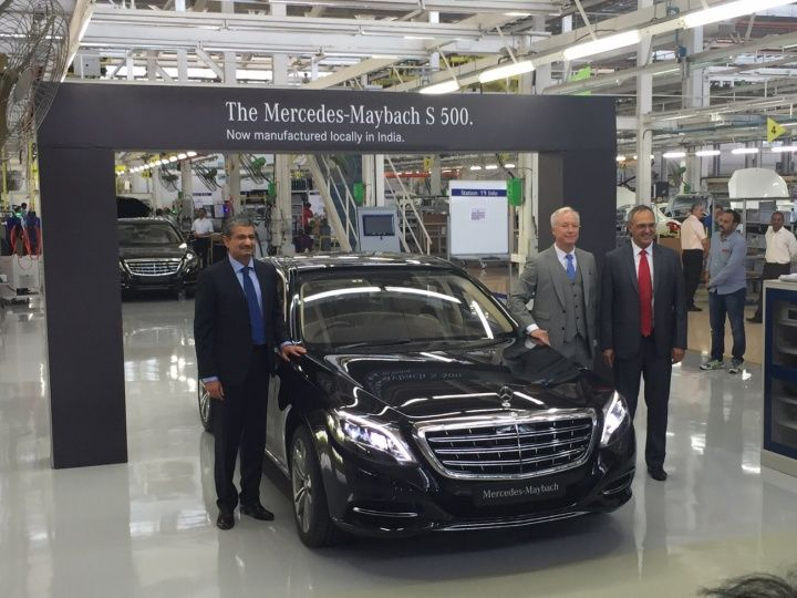 maybach owners in chennai