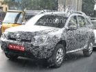Facelifted Renault Duster Spied in India