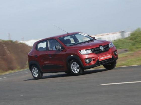 Renault Kwid : Detailed Review