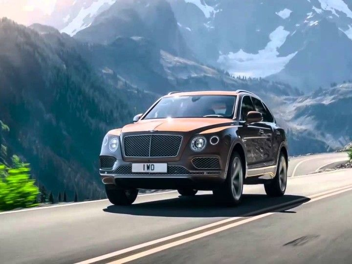 bentley bentayga luxury suv to be launched in india on 22 april