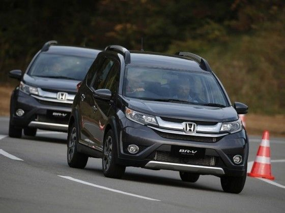 Honda BR-V to be launched on May 5