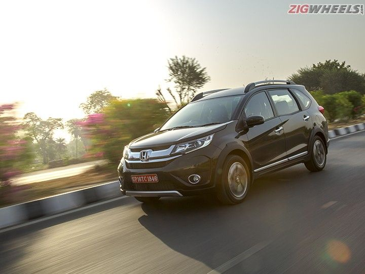 Honda BR-V India Drive and Review Petrol and Diesel