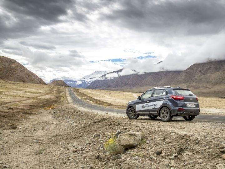Hyundai Creta is a big susses in India