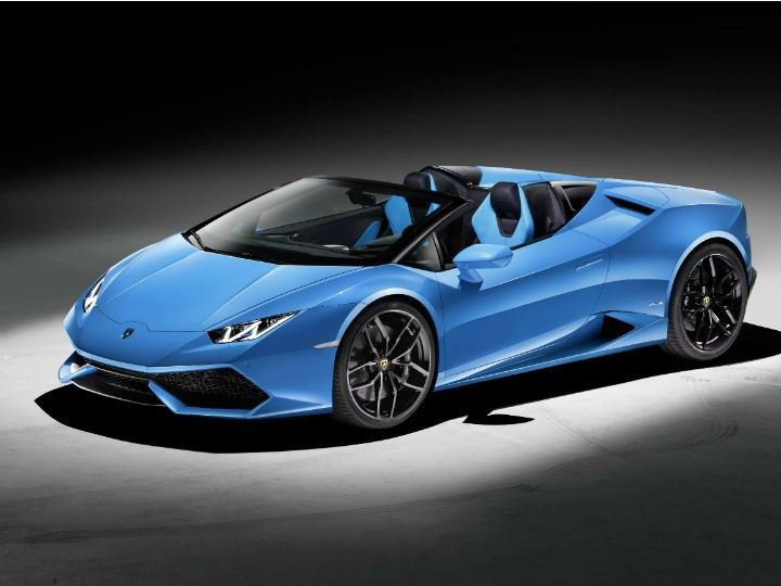 lamborghini huracan spyder launch on 5th may zigwheels. Black Bedroom Furniture Sets. Home Design Ideas