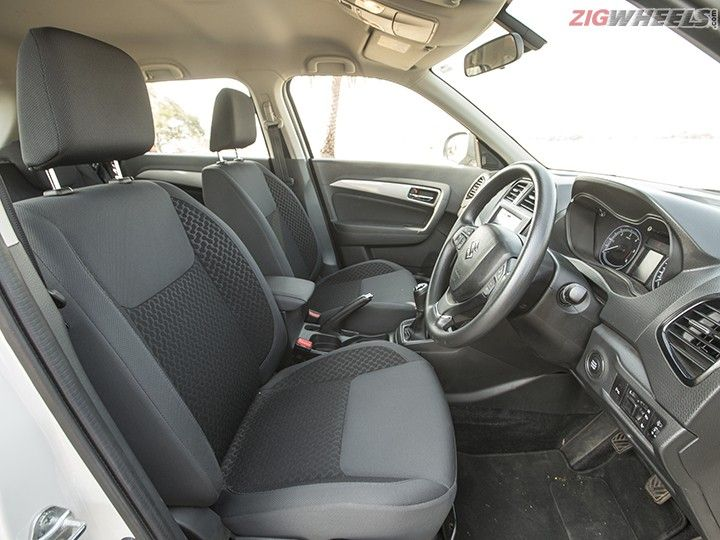 Maruti Suzuki Vitara Brezza Vs Mahindra NuvoSport