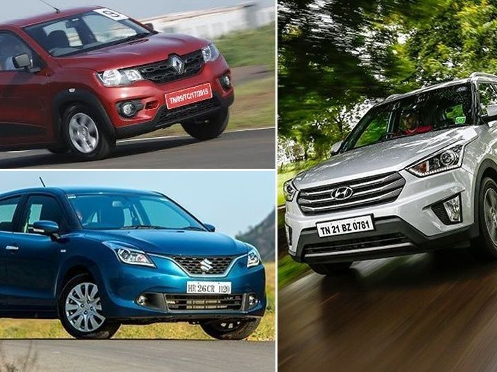 Indian Passenger Vehicle Market Grows By 7 87 Per Cent In Fy2016